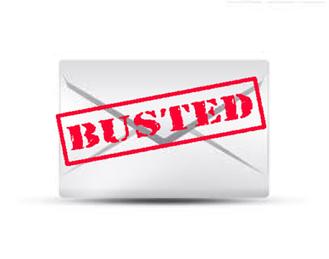 email myths