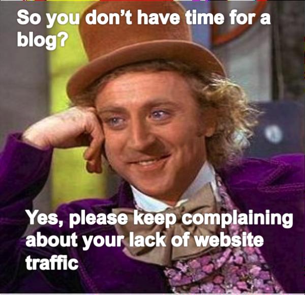 Worst Blog Title Ideas