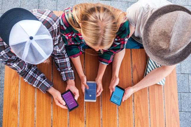 social media traction