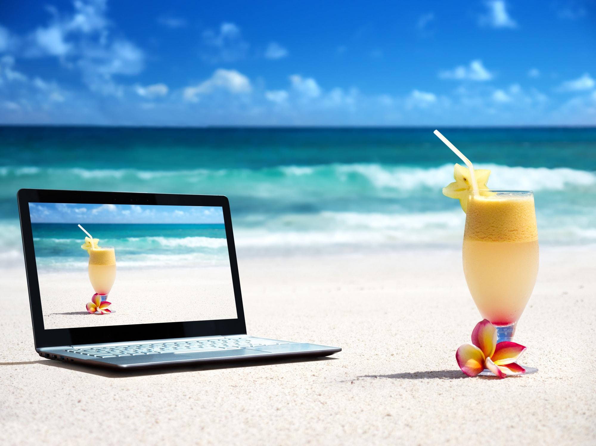 summer website