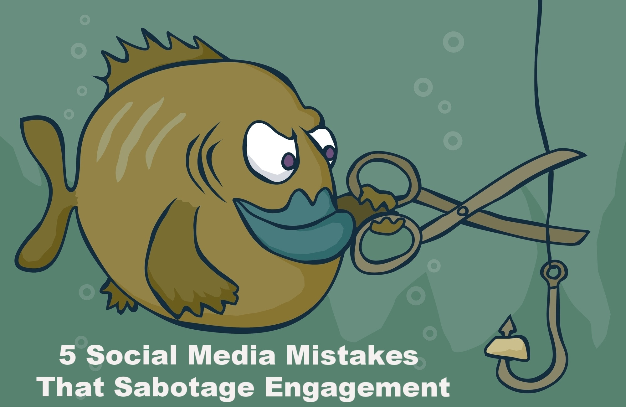 Social Media Mistakes that Hurt Engagement