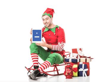 holiday social media marketing